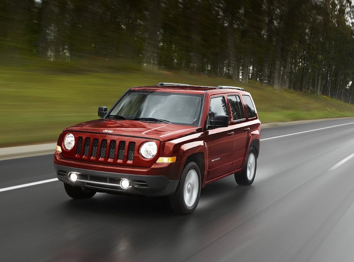 jeep patriot receives new diesel engine - autoevolution