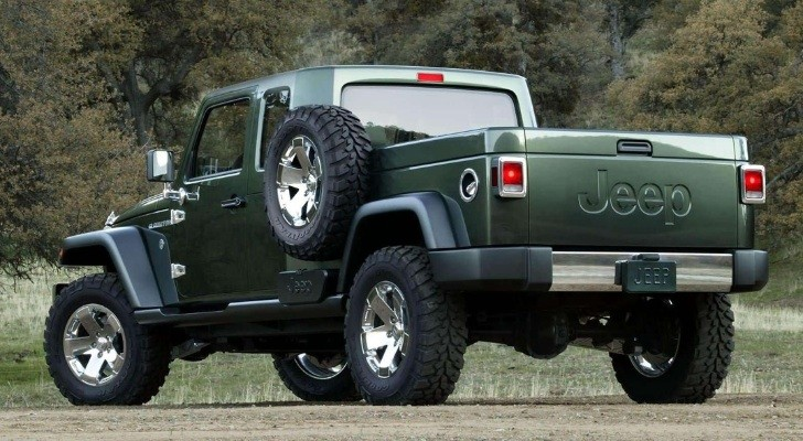 "Jeep Pickup Decision Coming ""Pretty Soon"""