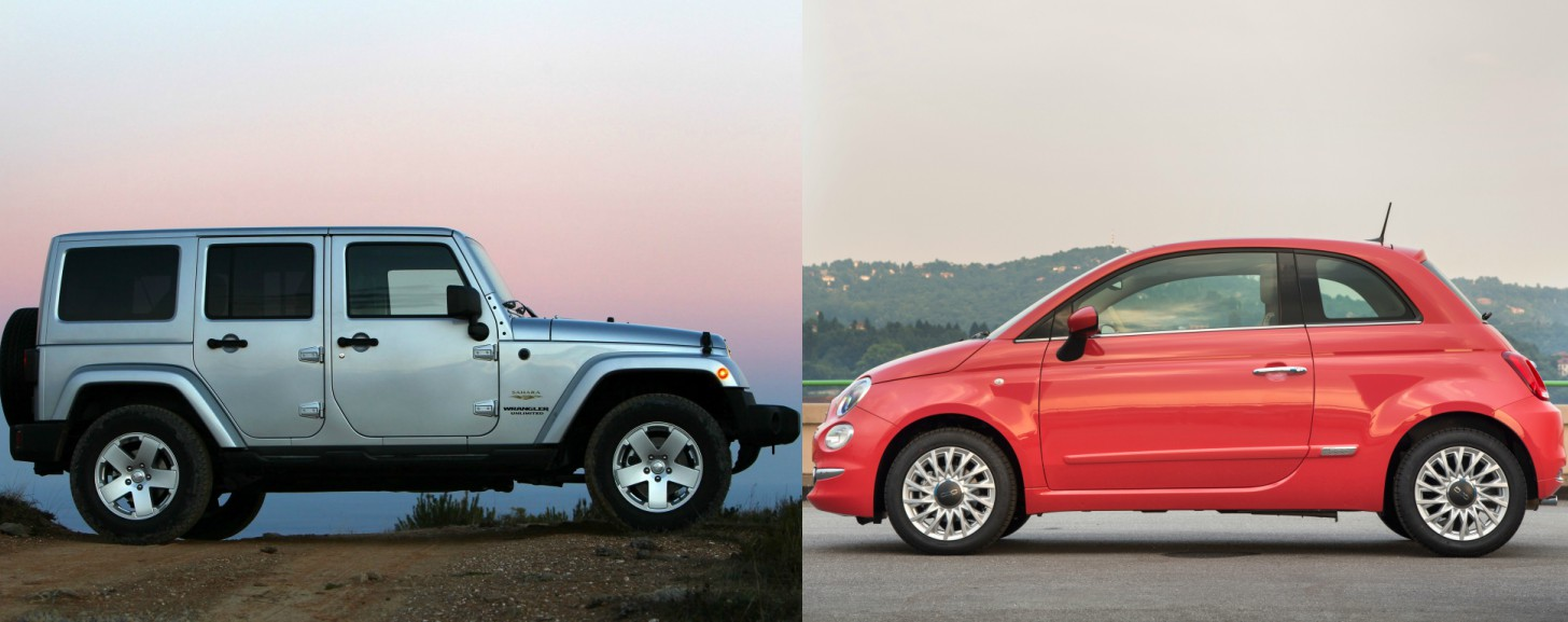 Jeep Recalls Wrangler To Fix Airbag Clockspring Fiat 500 Clutch Installation 12 Photos
