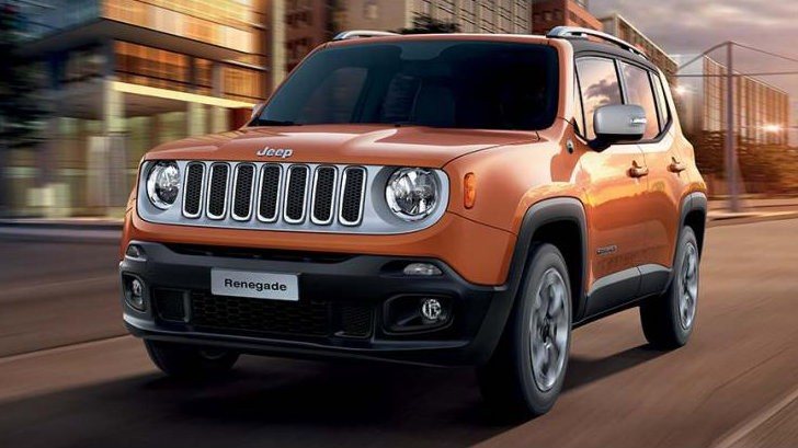 jeep renegade opening edition is a 4wd clockwork orange autoevolution. Black Bedroom Furniture Sets. Home Design Ideas