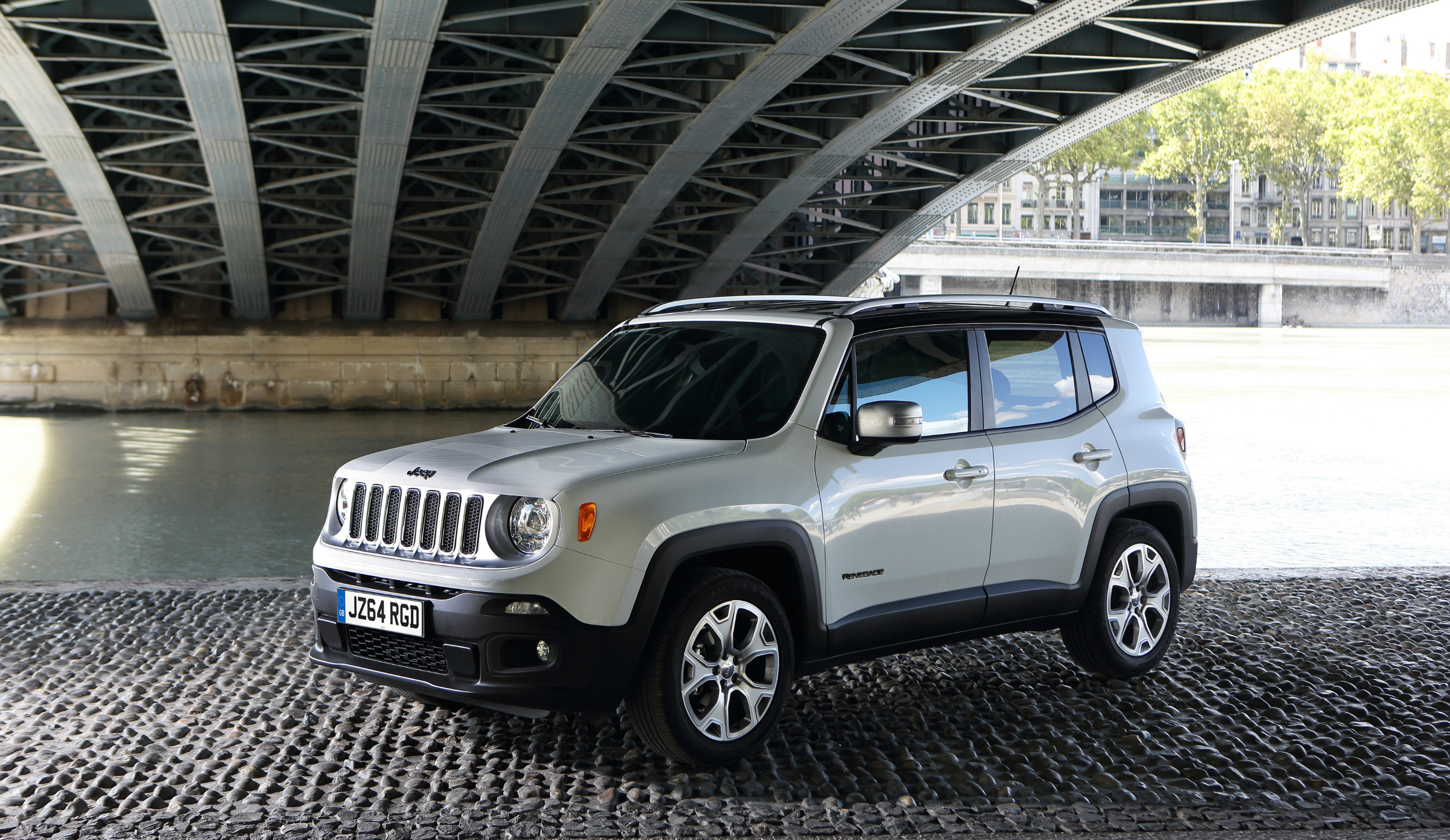 Novo Jeep Renegade 2017 >> Jeep Renegade Pricing Starts at €18,507 in Europe, £16,995 in the United Kingdom - autoevolution