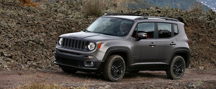 Jeep Renegade Limited >> Jeep Renegade Receives Night Eagle Special Edition - autoevolution