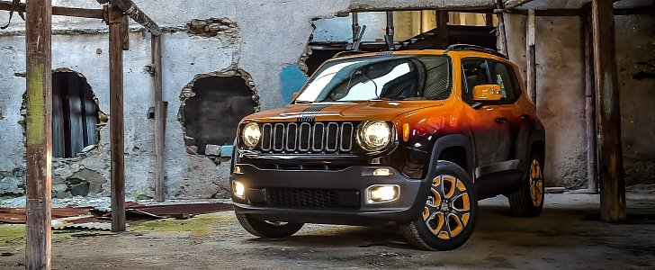Jeep Renegade Models >> Jeep Renegade Twins Get Custom Paint for Montreux Jazz Festival - autoevolution