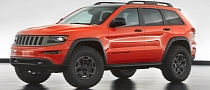 Jeep Reveals Grand Cherokee Trailhawk Concept