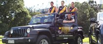 Jeep Teams Up with Richmond Tigers Football Club