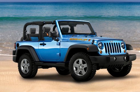 jeep tiki hunt finds wrangler islander winners autoevolution. Black Bedroom Furniture Sets. Home Design Ideas