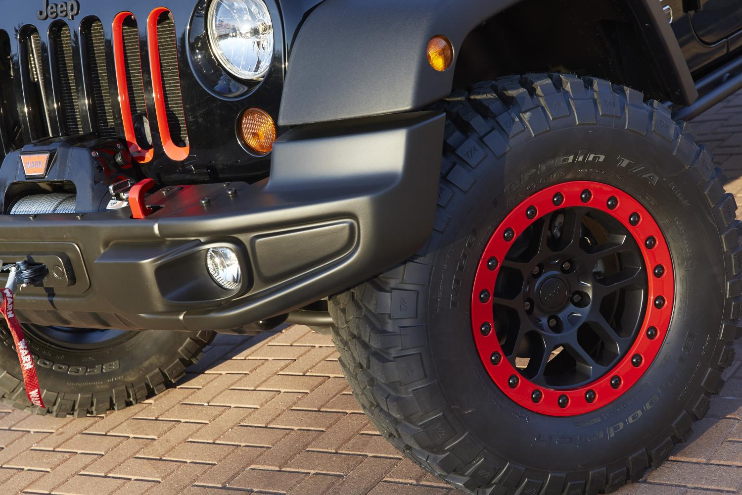 Jeep Unveils Six New Concepts Ahead Of Easter Safari
