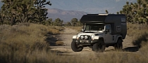 Jeep Wrangler Action Camper RV [Photo Gallery]