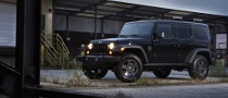 Jeep Wrangler Call of Duty Black Ops Edition Launched