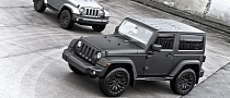 Jeep Wrangler CJ300 Matte Pearl Platinum by Kahn [Photo Gallery]