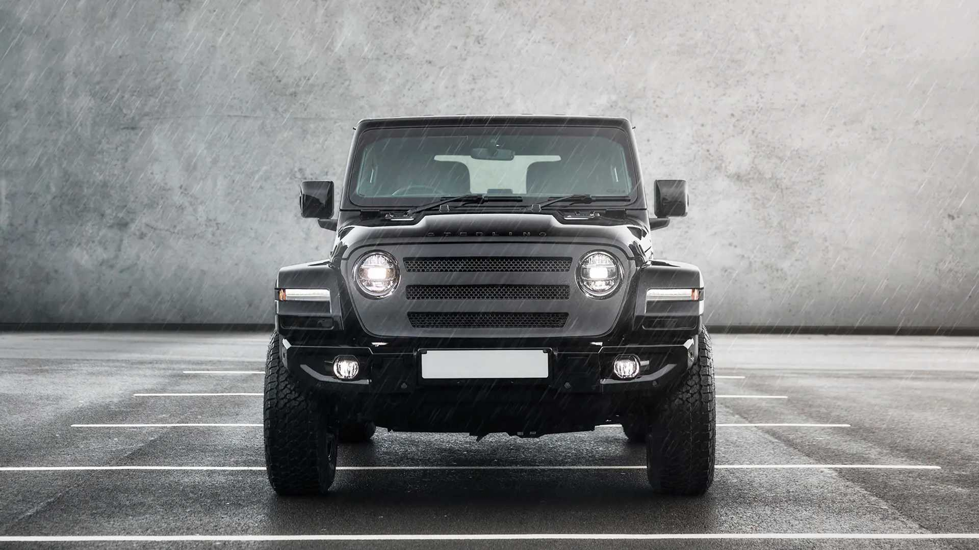 Jeep Wrangler Gets British Makeover From Sterling Automotive Costs Gbp 52 995 Autoevolution