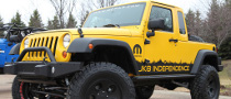 Jeep Wrangler JK-8 Independence by Mopar Unveiled