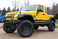 the Jeep Wrangler JK-8 Independence