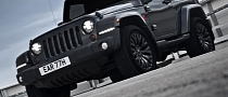 Jeep Wrangler Military Edition form Project Kahn