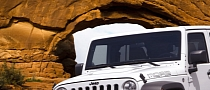 Jeep Wrangler Moab Special Edition Unveiled [Photo Gallery]