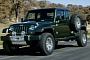 Jeep Wrangler Pickup Truck Coming in 2016