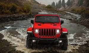 Jeep Wrangler Plug-In Coming in 2020 from Toledo Assembly