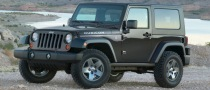 Jeep Wrangler Production Suspended for a Week