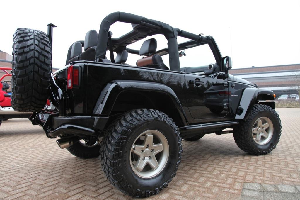 Jeep Wrangler Renegade >> Jeep Wrangler Renegade By Mopar Presented Autoevolution