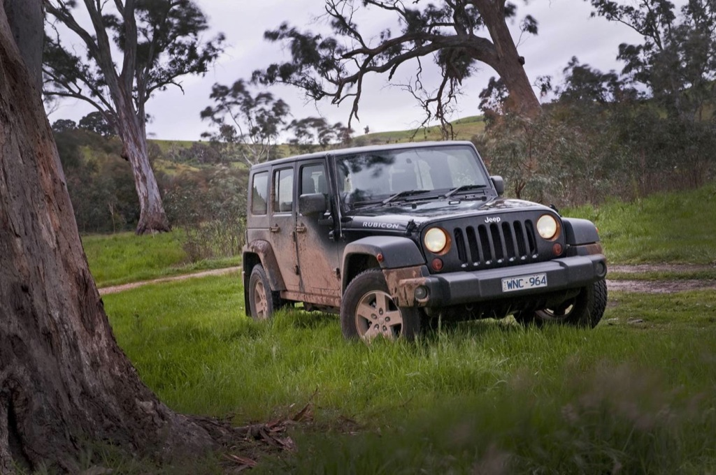 Jeep Wrangler Rubicon Named Best 4x4 Of The Decade