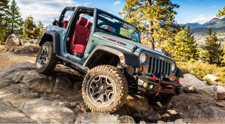 Jeep Wrangler to Gain Diesel in the US