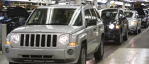 Jeeps to Be Made at Fiat Plant in Italy