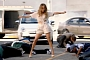 Jennifer Lopez Papi Video Promoting the Fiat 500