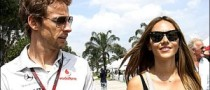 Jenson Button and Jessica Michibata Back Together in Hungary