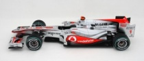 Jenson Button's Winning MP4-25 1:8 Replica Up for Grabs