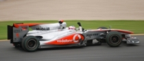 Jenson Button Scored Fastest Time in Turkey P2