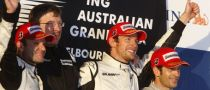 Jenson Button Wins Australian Grand Prix, Leads Brawn 1-2