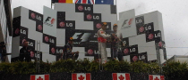 Jenson Button Wins Rainy Canada GP