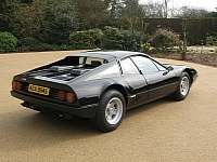 1978 Ferrari 512BB Berlinetta Boxer - property of Jenson Button