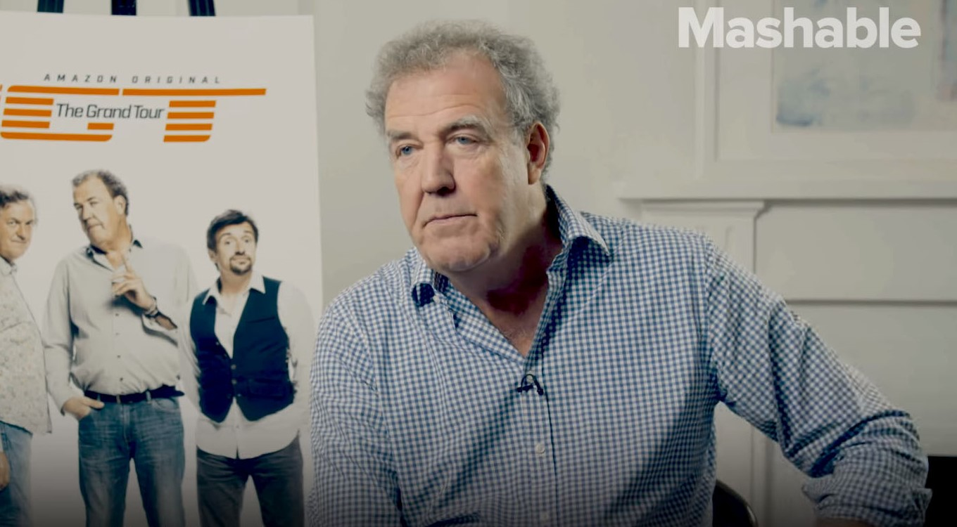Jeremy Clarkson's Amazon vehicle show The Grand Tour 'axed after three series'