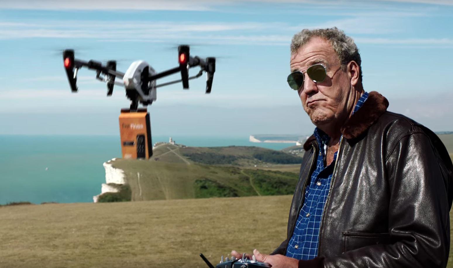 drones pro caracteristiques