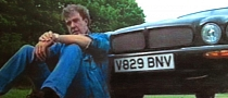 Jeremy Clarkson's Jaguar XJR Going Under the Hammer
