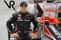 Jerome D'Ambrosio is the new official racer for Marussia Virgin