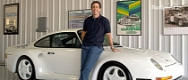 "Jerry Seinfeld Preparing ""Comics and Cars"" Show"