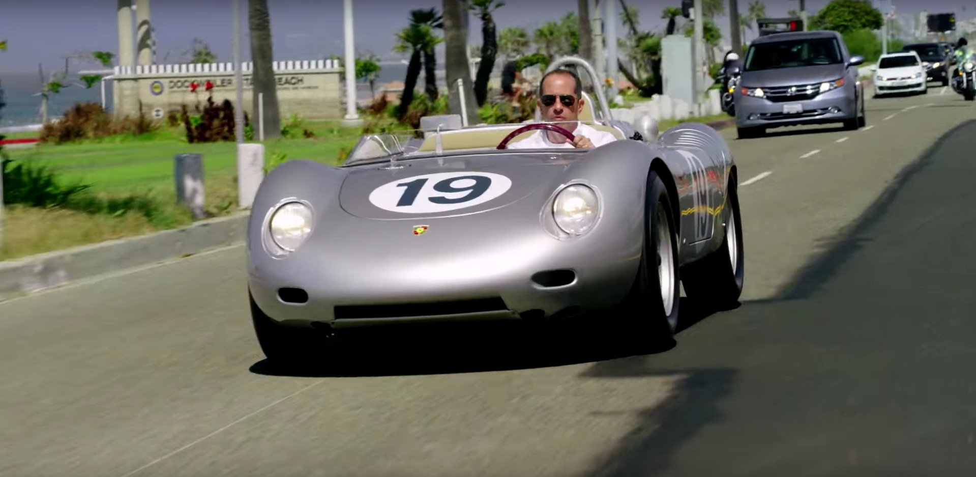 Jerry Seinfeld Faced Tough Bidders At Auction Failed To Sell Porsche Carrera Gt Autoevolution