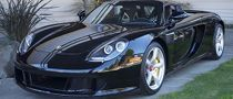 Jerry Seinfeld's Porsche Carrera GT Up for Sale