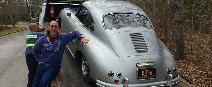 Jerry Seinfeld S Porsche Collection Is About To Get