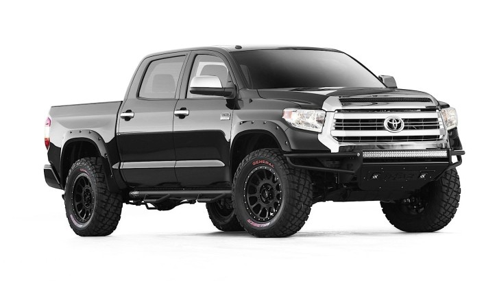 Jesse James' Custom Toyota Tundra Heading for SEMA