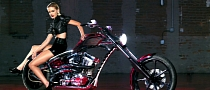Jesse James Relaunches West Coast Choppers