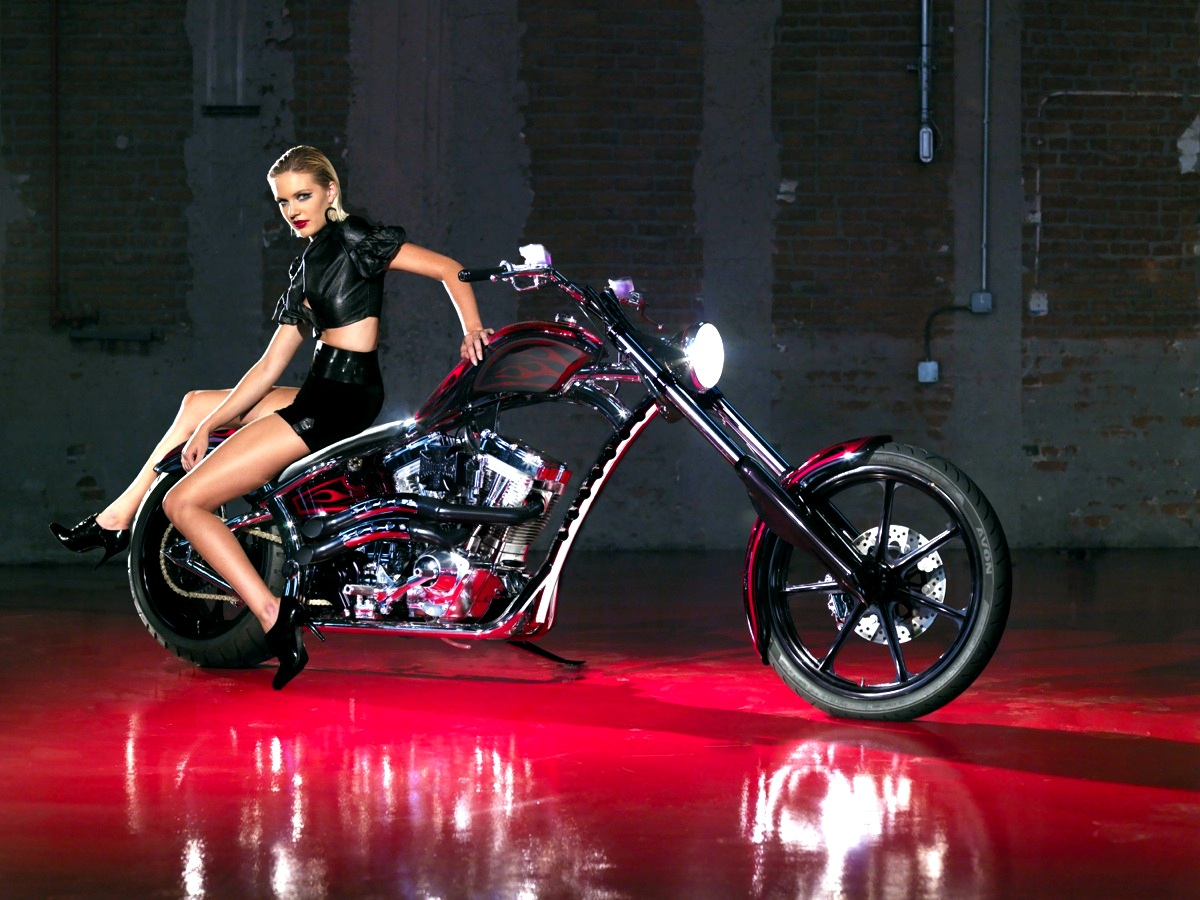 jesse james relaunches west coast choppers autoevolution. Black Bedroom Furniture Sets. Home Design Ideas