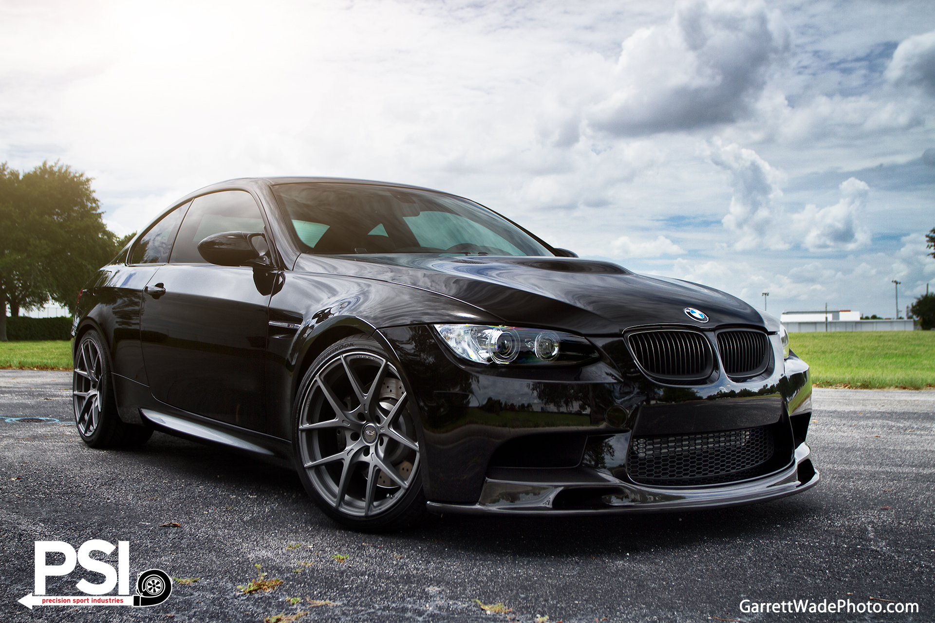 jet black bmw e92 m3 by psi invites us to the dark side autoevolution. Black Bedroom Furniture Sets. Home Design Ideas