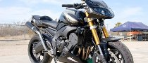 Jillian Michaels Auctions Her Yamaha FZ1 on eBay for Haiti