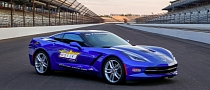 Jim Harbaugh to Pace Indy 500 in 2014 Corvette Stingray