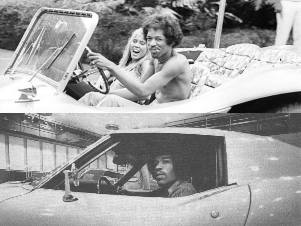 Hendrix experiences life after death - today ...