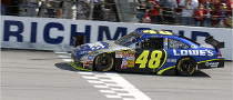 Jimmie Johnson Leads the Chase