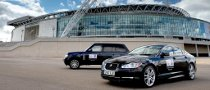 JLR Backs England's 2018 Football World Cup Bid